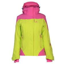 8ac465f53b Salomon Ice rock Ski Jacket Ladies Size Small UK 10