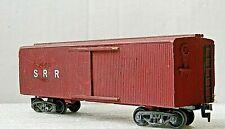 Ambroid 40' Boxcar Southern Railroad ~ Rd# SRR  - RARE & Vintage  -  HO