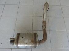 PORSCHE BOXSTER CAYMAN 718 silenciador silenciador PRINCIPAL DERECHO 982251052e