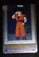 DRAGON BALL Z DBZ HERO COLLECTION PART 3 PLATINA CARD PRISM CARTE PC-17 MINT
