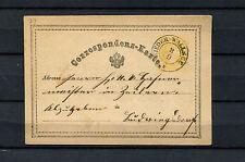 Österreich 2 Briefe GÖRKAU K1 und K2   (#268)