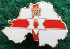 Northern Ireland National Team Football Badges & Pins