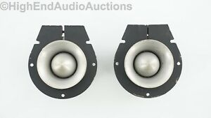 JBL Model 075 Bullet Tweeters - PAIR - 8 Ohms - Horn Speakers - Triodes