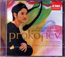 Han-NA Chang: Prokofiev Sinfonia Concertante Violoncelle Sonata Antonio Pappano EMI CD