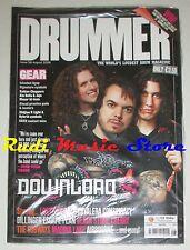 DRUMMER Magazine SEALED Ago 2008 Ilan Rubin Iggor Cavalera John-Fred-young No cd
