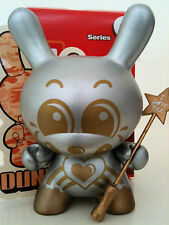 """DUNNY 3"""" SERIES 2 SKET ONE SILVER DAE DAE ?/?? CHASE KIDROBOT 2005 TOY FIGURE"""