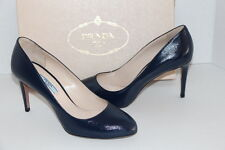 Prada Almond Toe Pump Size 39.5