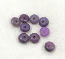 Natural SUGILITE rondelle bead / strand 5mm(w) x 2mm(l) - 9 beads