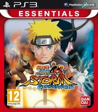 PS3 -- Naruto Shippuden - Ultimate Ninja Storm Generations - Essentials - NUOVO