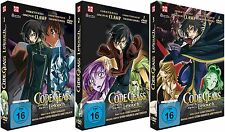 Code Geass - Lelouch Of The Rebellion - Staffel 1 - Box 1-3 - DVD - NEU