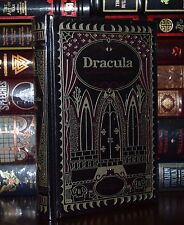 Dracula & Other Horror Classics Bram Stocker  Sealed Leather Bound Collectible
