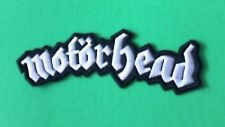 Lot of 3 Motorhead Iron On Patches! Brand New Lemmy Heavy Metal Punk Rock