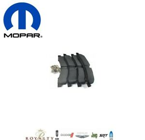 2019-2021 DODGE RAM 2500 3500 Front Disc Brake Pad Kit NEW OEM MOPAR