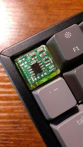 Micro Chip Handmade Artisan Keycap for Cherry Mechanical Keyboard Switch
