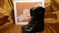 Bronco Brand Western Boots Childs 11 D