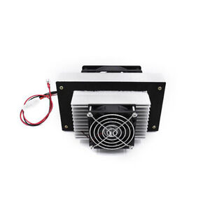 12V Semiconductor Refrigeration And Air Conditioning Pet Room Wooden Box Cooler