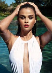 SELENA GOMEZ  Screen Worn Photoshoot W/COA Celebrity