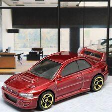 98 Subaru Impreza 22B STi Hot Wheels 1:64 Scale Die-cast Model Toy Car New Open