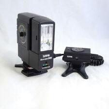 Sunpak Auto Zoom 3000 Multi angle Flash *EXCELLENT CONDITION* |UK CAMERA DEALER|
