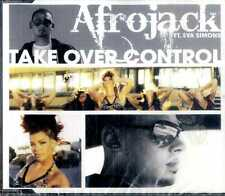 AFROJACK Take Over Control CD Single NEW SEALED