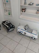 Lot Of 7 Vintage Pedal Cars