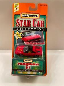 Matchbox Star Car Collection Magnum P.I. Ferrari 308 GTB Series 2 R2