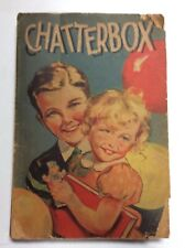 Chatterbox 1935 Children's Fairy Tales Vintage Magazine 1930s 30s Illustrated