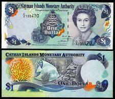 CAYMAN ISLANDS 1 DOLLAR 2006  P33 UNCIRCULATED