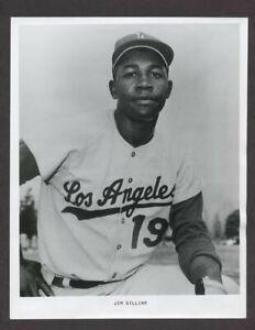 JIM GILLIAM Vintage 8x10 Publicity Photo LA Dodgers