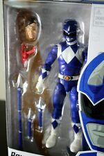 BLUE RANGER Mighty Morphin Power Rangers Lightning Billy MMPR NIB - IN HAND!