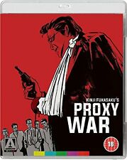 THE YAKUZA PAPERS Proxy War (Guerra per Delega) BLURAY+DVD in Giapponese NEW.cp