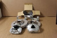 T5 / Touareg 308mm front brake kit discs + pads + calipers + carriers Genuine VW