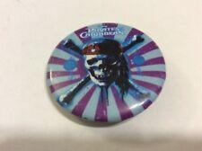 Disney Pirates Of The Caribbean Button