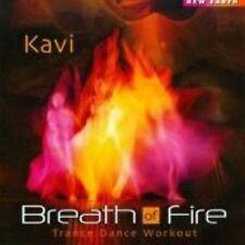 Breath of Fire 0714266310925 by Kavi CD