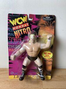 WWF WWE - LEX LUGER - WCW MONDAY NITRO WRESTING ACTION FIGURE TOYMAKERS NWO