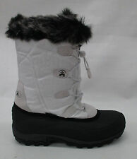 Kamik Womens Momentum Winter/Snow Boots NK2350 White Size 9