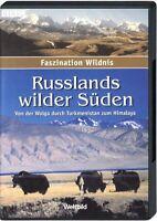 DVD Faszination Wildnis RUSSLANDS WILDER SÜDEN - Wolga,Turkmenistan bis Himalaya