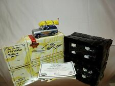 MATCHBOX YYM38056 CHEVROLET CHEVY K5 BLAZER 1969 - MALLARD - 1:43? - GOOD IN BOX
