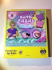 Creativity For Kids Butterfly Surprise Bath Fizzies - Makes 6 Diy Bath Bombs