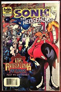 SONIC The HEDGEHOG Comic Book #76 November 1999 TALES GREAT WAR Bag & Board VF