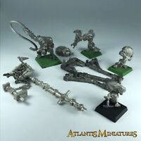 Metal Orc Catapult (missing pieces) - Warhammer / Age of Sigmar CC186