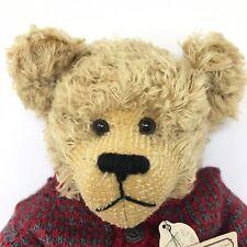 Boyds Bears Fillmore M. Bearington with Airplane Toy #900200 Nib