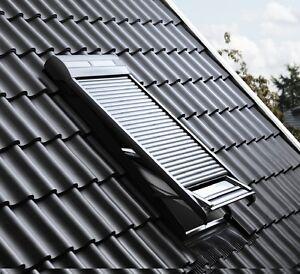 VELUX SOLAR Rollladen SSL 0000S Original Solarbetrieben Volet roulant solaire