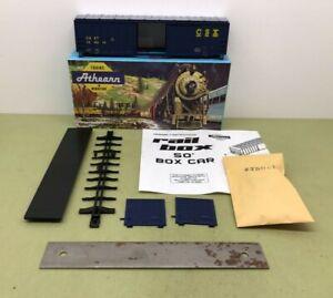 ATHEARN 50' RAILBOX BOX CAR CSX CSXT 138314 - NOS MIB 046