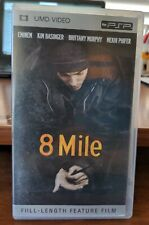8 Mile PSP (UMD, 2005) Eminem - RARE PSP movie good condition FAST FREE SHIPPING