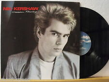 ★★ LP - NIK KERSHAW - Human Racing (Wouldn´t It Be Good) - OIS - 1984