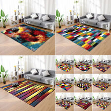 Non Slip Extra Large Multicolor Carpet Living Room Rug Bedroom Hallway Runners