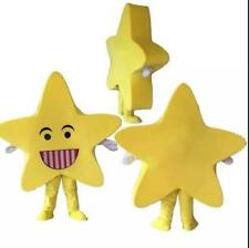 Christmas Star Mascot Costume Cosplay Party Outfits Clothing Carnival Adults New