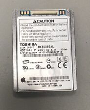 More details for replacement toshiba hard drive for apple ipod classic 5/6th video 30gb 60gb 80gb