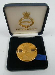 Elizabeth II Golden Jubilee 1952 -2002 Buckingham Palace Gold  Limited Coin